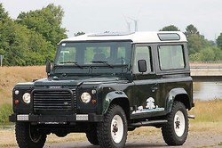 Used Land Rover Defender 90 4x4 TDI - left Hand Drive - Stock no: 12924
