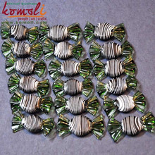 Home Decoration Glass Candy Toffee Lolipos - Handmade Glass Flameworking - Crafting Supplies