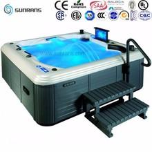 Spa European new design Balboa hot tub Aristech acrylic massage outdoor spa for 5 persons