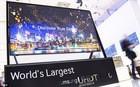 Free Shipping For Samsug LED TV UN85S9AF 85 UHD 4K CURVED 3D TV For Home