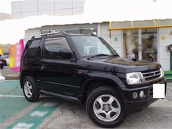 Mitsubishi Pajero Mini VR-S H58A 2004 Used Car