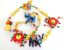 Wholesale Home Decorative Elephant Beads String Wall Door Hanging-Elephant Themed Wall Hanging/Door hanging-Wedding door Decor