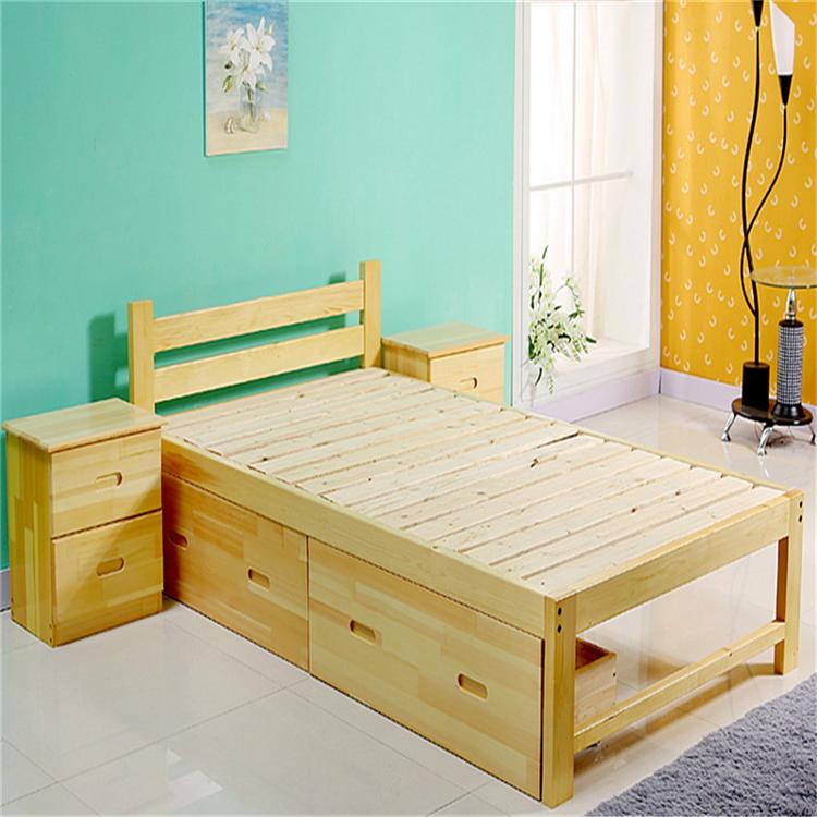 Exportación estándar de América tablillas de cama de madera-Camas ...