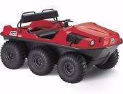 Argo Frontier 6x6 580 ATV / UTV Off Road Amphibious - 18hp Briggs Engine