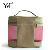 2012 latest made fashion roll up cosmetic bag