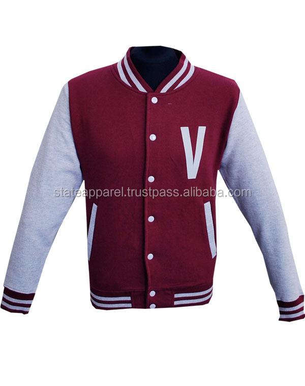 Design Your Own Varsity Jacket Canada