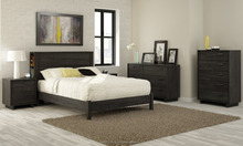 2015 NEW DESIGN BEDROOM SET, BED, NIGHT STAND, CHEST DRAWERS, TALLBOY