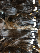 "Bulk Hair Turkish Anatolian Full Cuticle Virgin Hair 12"""