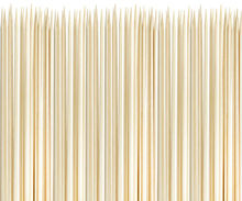 Flat bamboo skewer at best price