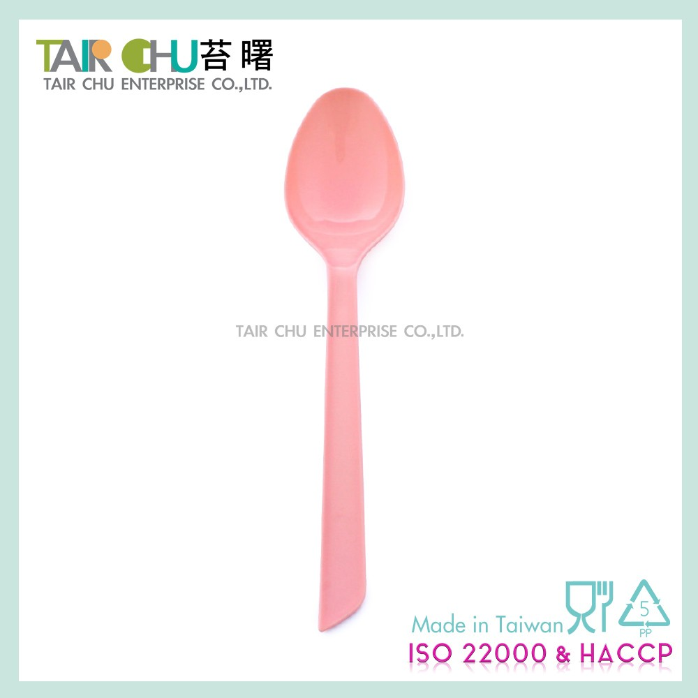 peach plastic spoon.jpg