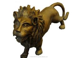 Bronze Castings - Lion Statue (Lost Wax Process)