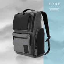 [KODE SQUARE] 15.6 inch business bag laptop travel backpacks (KDSM-BP-007-GY)