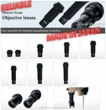A wide variety of High quality microscope objectives at low cost, ocular, stand, barrel and relative accessories also available