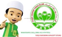 Pengilang & Pembekal Uniform Tadika Pasti (Pusat Asuhan Tunas Islam) & Uniform Tadika Kemas