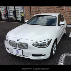 Various types of luxury used BMW cars in good condition for used car trader