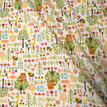 Cute patterns 100% cotton fabric used in a wide variety of ways