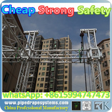 china supplier the best popular aluminum modular bolt and spigot truss stand using in 2013