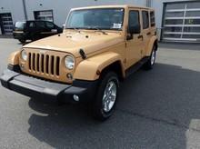 2014 Jeep Wrangler Sahara Unlimited 4x4 3.6L