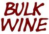 Bulk wine 0,30eur/ltr