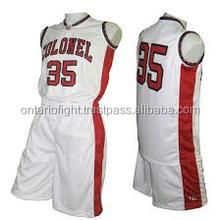Professional Basket Ball kit uniform