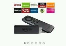 AMAZON FIRE TV STICK & BOXES