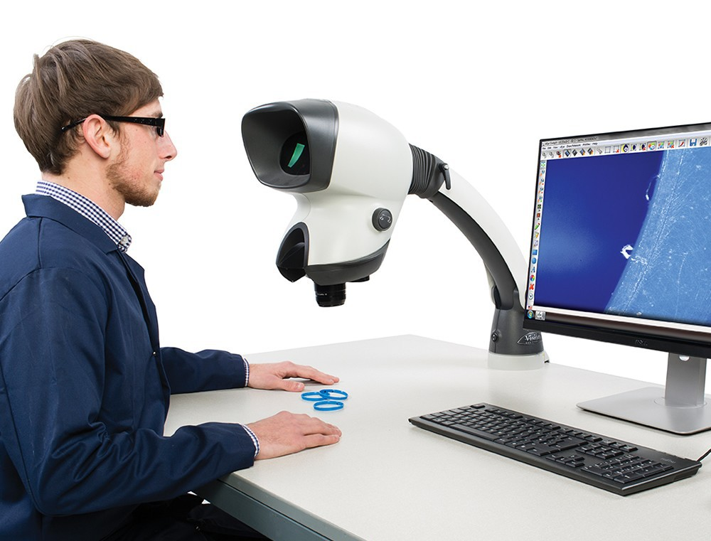 Mantis Elite-Cam HD : Eyepiece-less 3D stereo microscope with digital ...