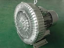 high quality 7.5kw high pressure ring blower/side channel blower