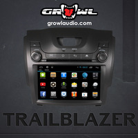 Growl Audio Android OEM Head Unit for Chevrolet TrailBlazer 2012-2014