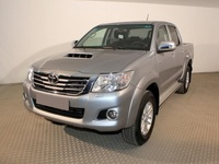 Toyota HiLux 4x4 Double Cab - Left Hand Drive (Stock no : 4744)