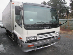 SALE OF USED CARS FOR SALE FOR ISUZU FORWARD P/G ALUMINIUM 4KK-FRR35K4S MT 2003