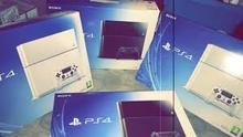 Wholesale / Promo For PLAYSTATION 4 PS4 500GB WHITE CONSOLE , 5 GAMES - ORIGINAL - FREE SHIPPING -