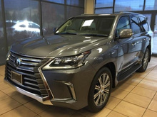 Import/Export Ready 2016 Lexus LX 570 Luxury AWD SUV
