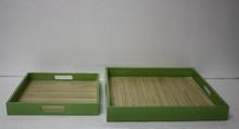 bamboo tray, new design, eco-friendly
