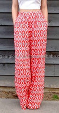 2015 Colorful Stylish Palazzo Pants / 8 Sizes / 4 Colors / OEM / Low Price