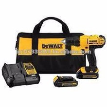 Discount Price For New Original Dewalt DCD771C2 20V MAX Cordless Lithium-Ion 1/2-in Compact Drill Driver Kit