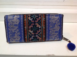 Thailand Embroidery wallet