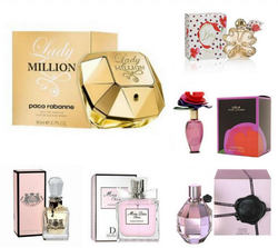 Perfume all new brands Men and Women
