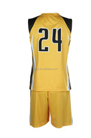 Custom Made sublimation printing make your own basketball jersey toddlers basketball jerseys