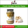 Crushed garlic paste ginger paste garlic paste