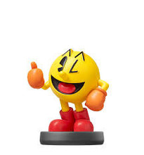 Nintendo Pac-Man amiibo Figure