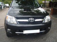 Used (RHD)Toyota Hilux 3.0 D4D Double cabin Pickup 2006