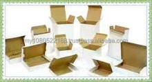 White Top Carton