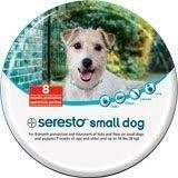 Bayer Seresto Flea Tick Collar for Small Dogs