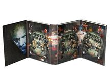 8 Panels DVDs Digipak for IPAD