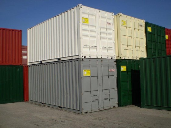 Used Shipping Container Prices 560 x 420