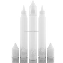 Chubby Gorilla 15-17ML Signature Unicorn Bottles White Transparent for Juices eLiquids Oils 1000 Qty Case/Pack