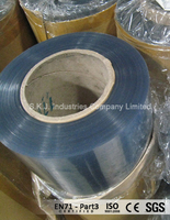 """PVC Clear film """"Normal Clear"""""""
