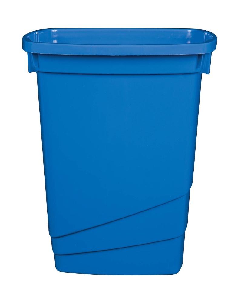Office Wastebasket Trash Can Dust Bin 10 Liters 2 7