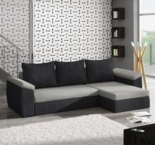 Corner sofa bed with storage Dallas