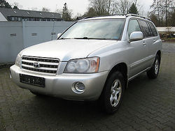 Used Toyota Highlander LIMITED 4X4 Pick Up - Left Hand Drive - Stock no: 13417